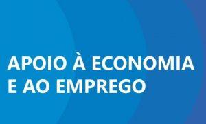 medidas de apoio ao emprego e à economia